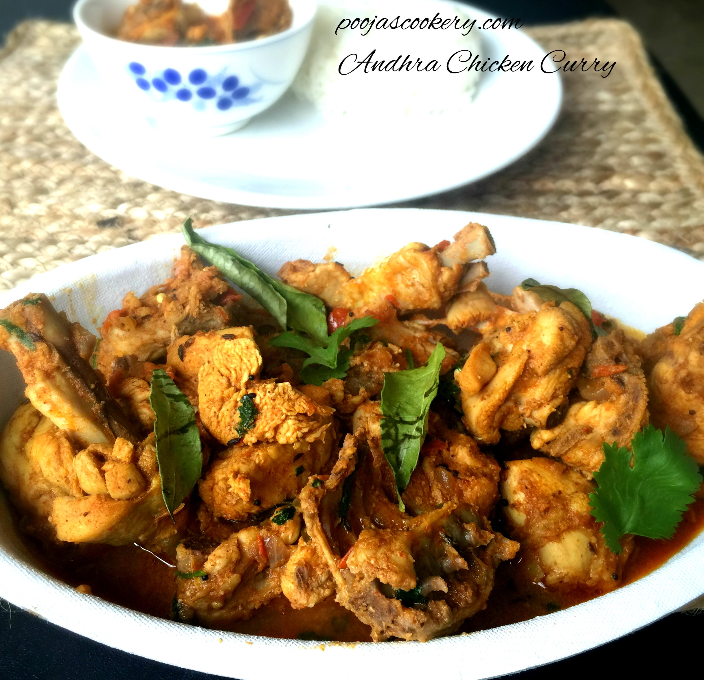Step by step recipe of andhra chicken curry recipe image forumfinder Image collections