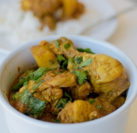 Chicken Vindaloo| poojascookery.com