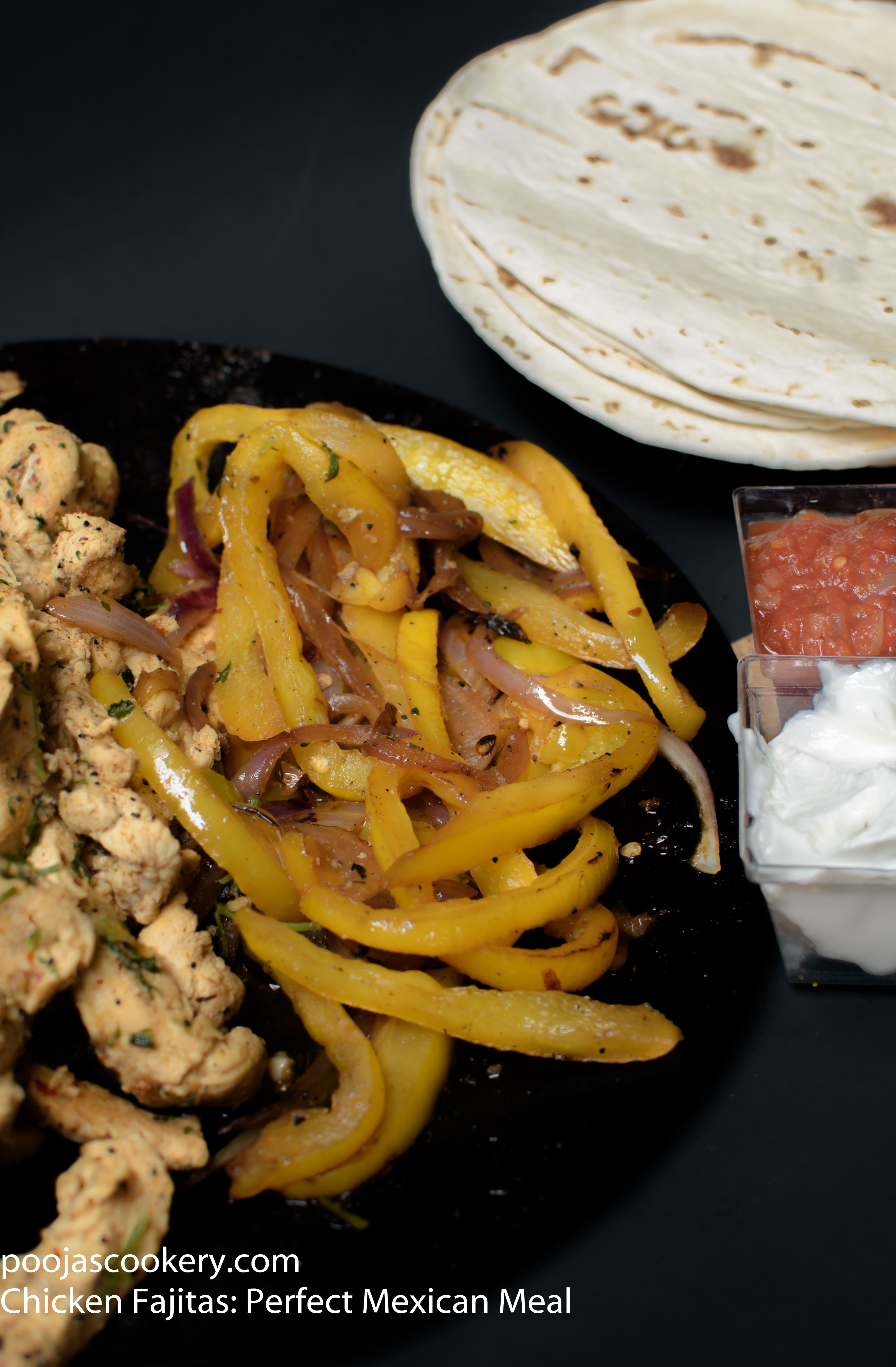 Chicken Fajitas: Perfect Mexican Meal