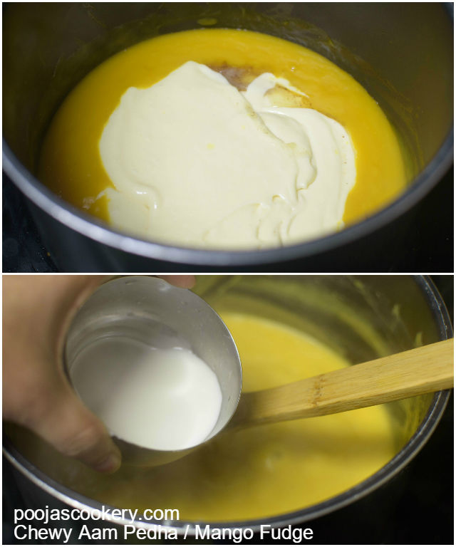 Corn starch added | poojascookery.com
