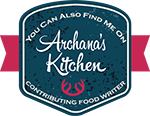 My recipes on Archana's Kitchen