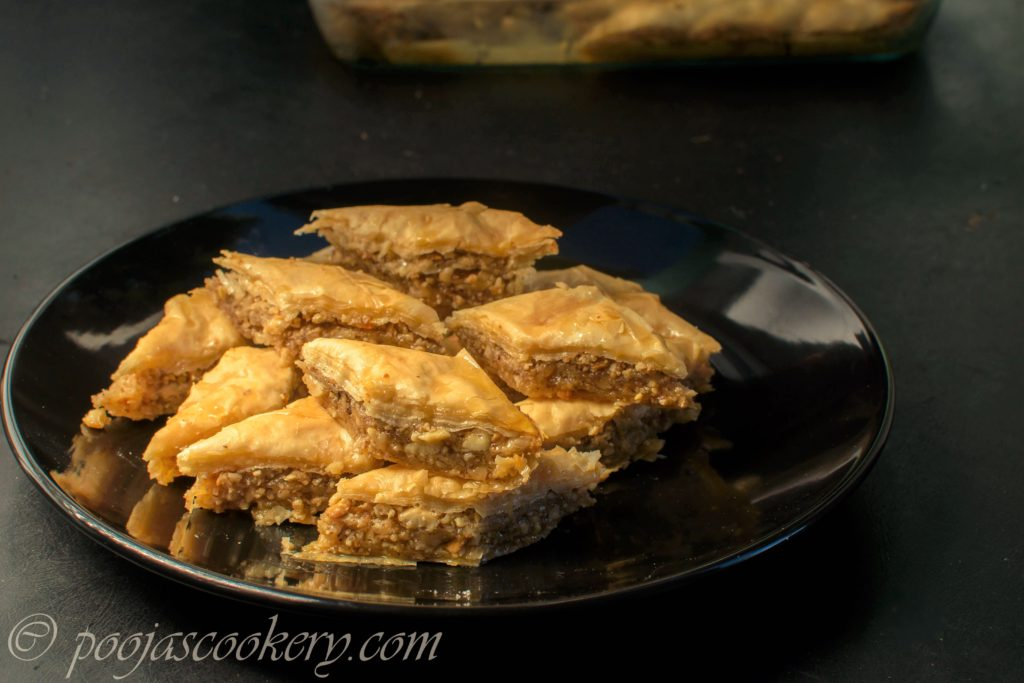 Greek-Dessert-Baklava