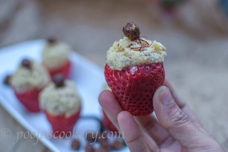 Stuffed-Strawberries-Indian-Version