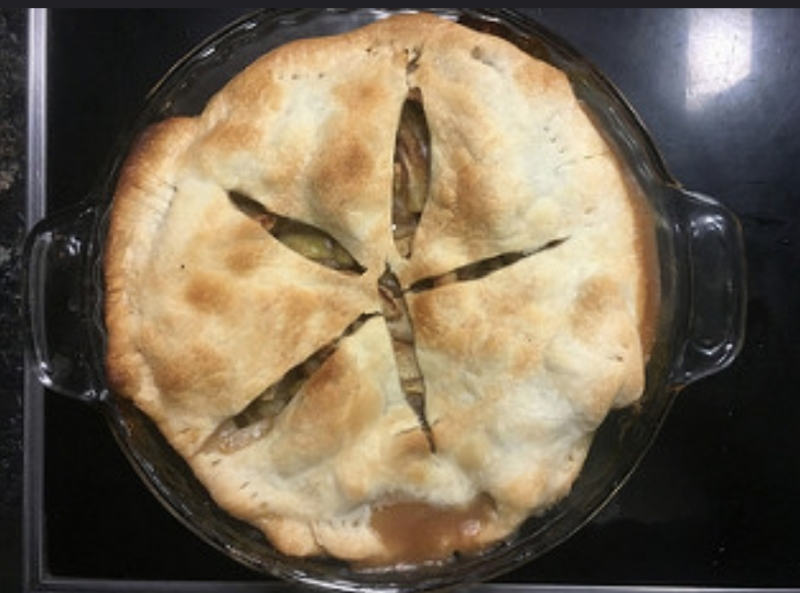 5 Reasons Why You Cooking at Home is Better Than Frozen Meals: Pie