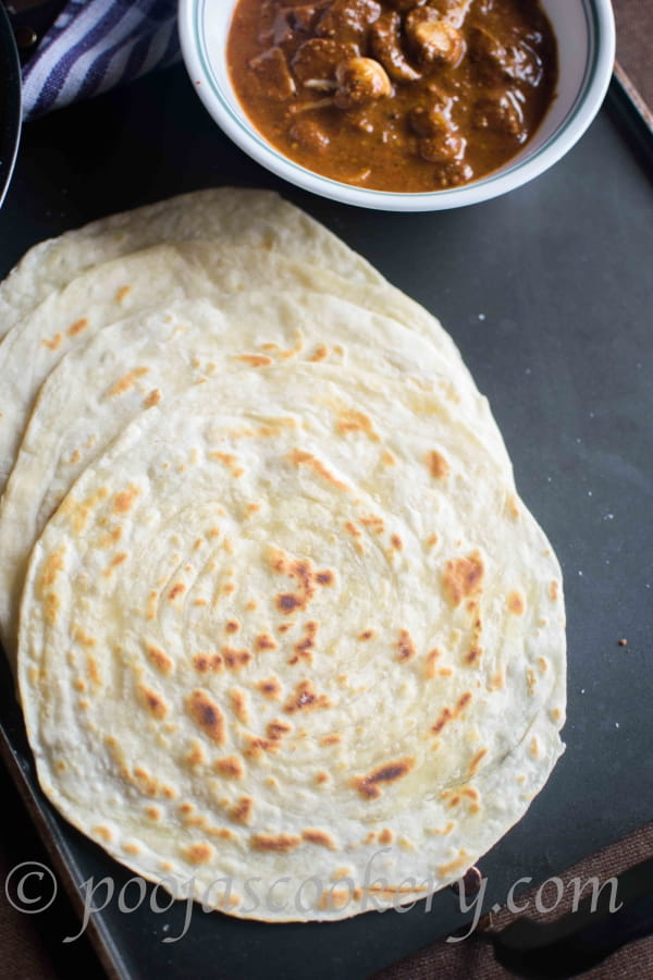 How to Make Lachha Paratha/Soft Homemade Lachedar paratha